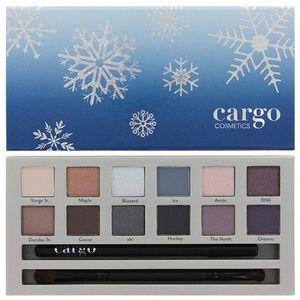 NWT Cargo Eyeshadow Palette